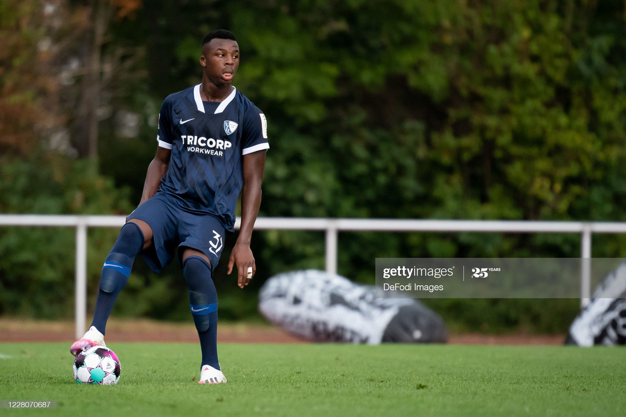 Palace submit an offer for young German defender Armel Bella-Kotchap