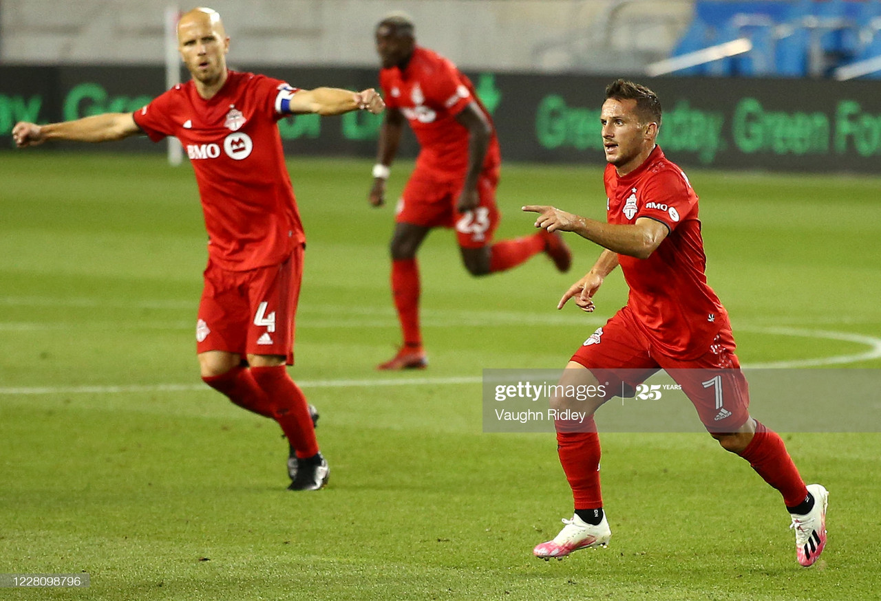 Toronto FC 3-0 Vancouver Whitecaps: Piatti brace helps FC to comfortable win