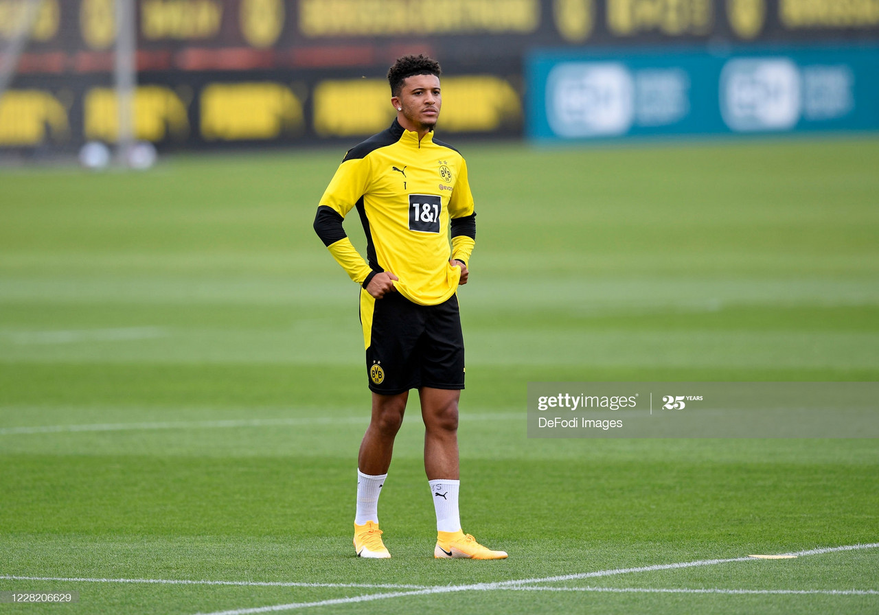 Opinion: Why Jadon Sancho should stay put at Borussia Dortmund