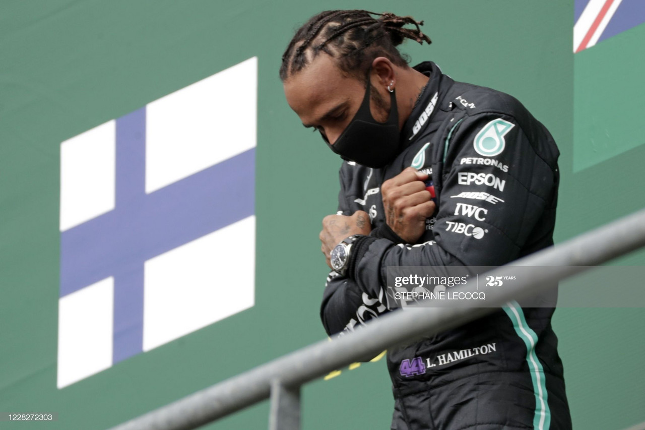 Driver Ratings: Belgian Grand Prix 2020