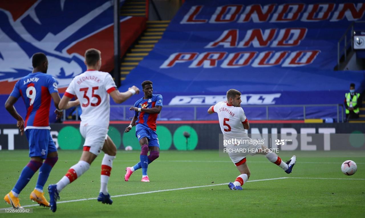 As it happened: Crystal Palace 1-0 Southampton
