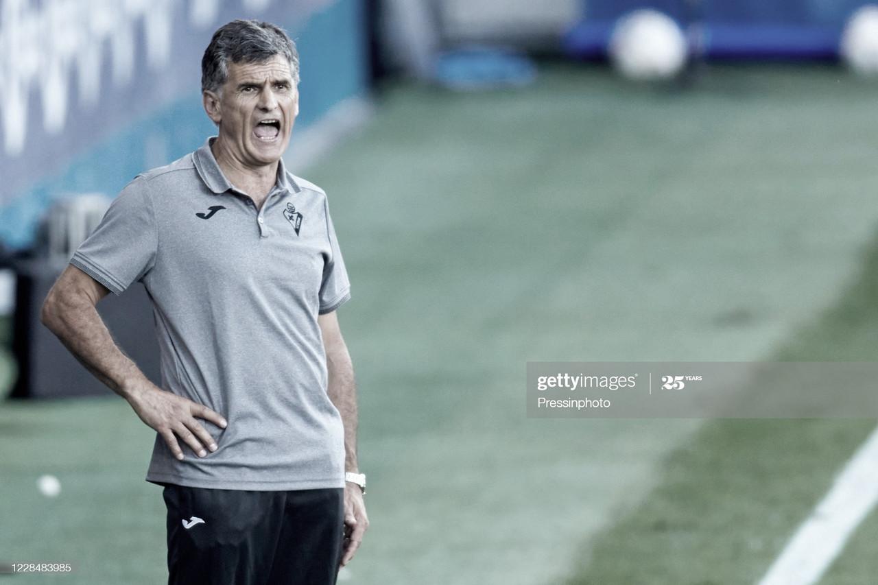 """José Luis Mendilibar: """"No hemos hecho un buen partido; el Celta ha sido mejor"""""""