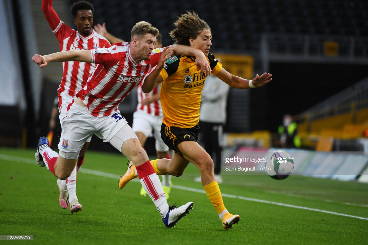 The Warm Down: Lacklustre Wolves tumble out of the cup at the hands of Stoke City