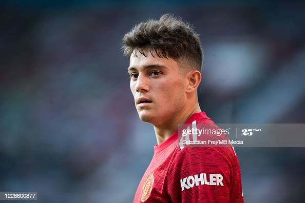 Leeds United teeing up an offer for Daniel James