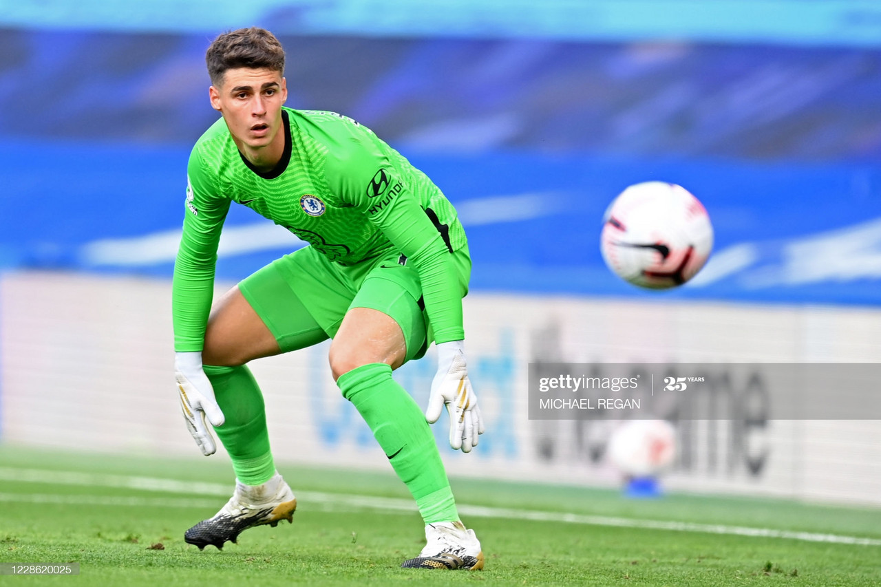 Kepa Arrizabalaga: Time to lay off the Spaniard