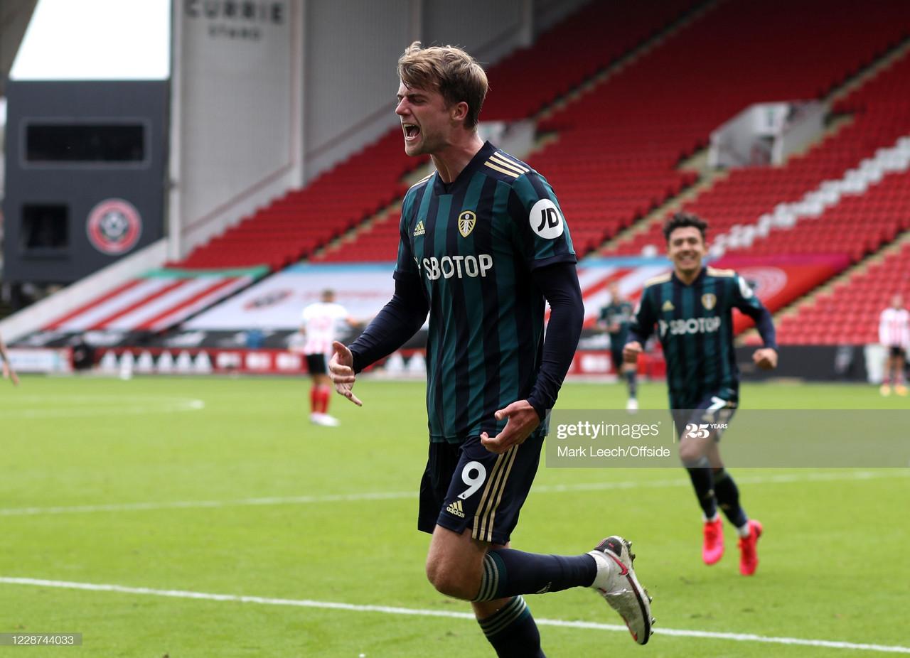 Sheffield United 0-1 Leeds United: late Bamford strike settles Yorkshire derby