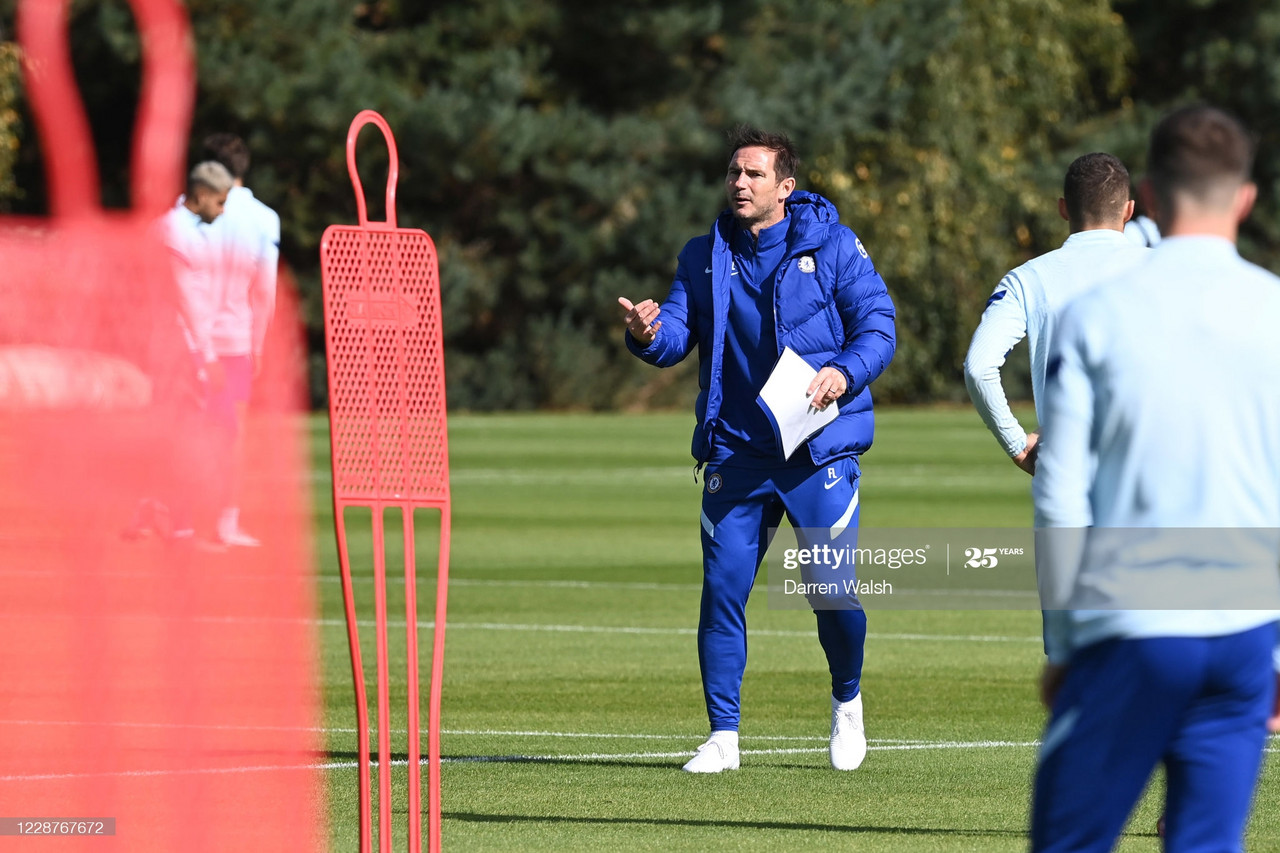 Team news ahead of Chelsea's Carabao Cup clash with Tottenham