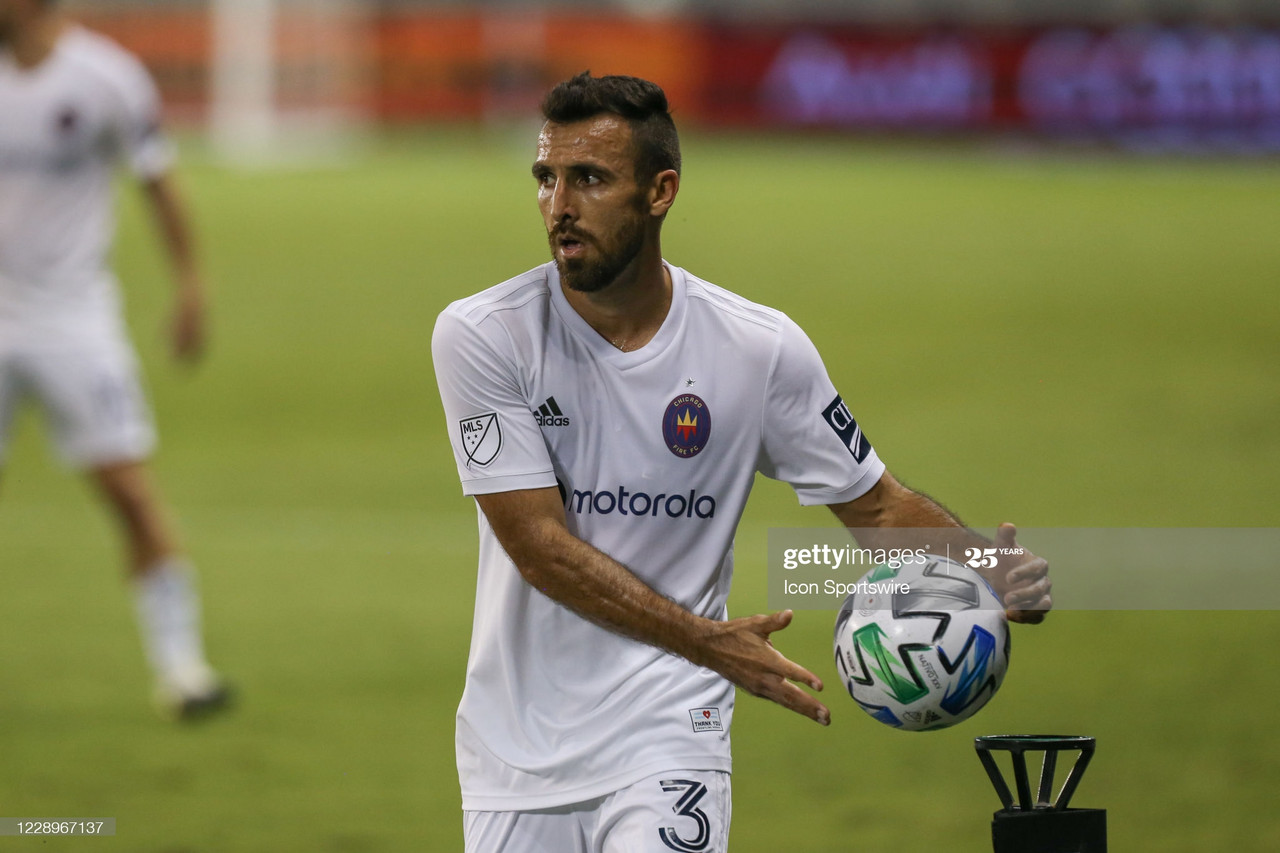 Chicago Fire extended their home winning streak to three games with victory over D.C. United. | Photo by Scott Winters/Icon Sportswire via Getty Images