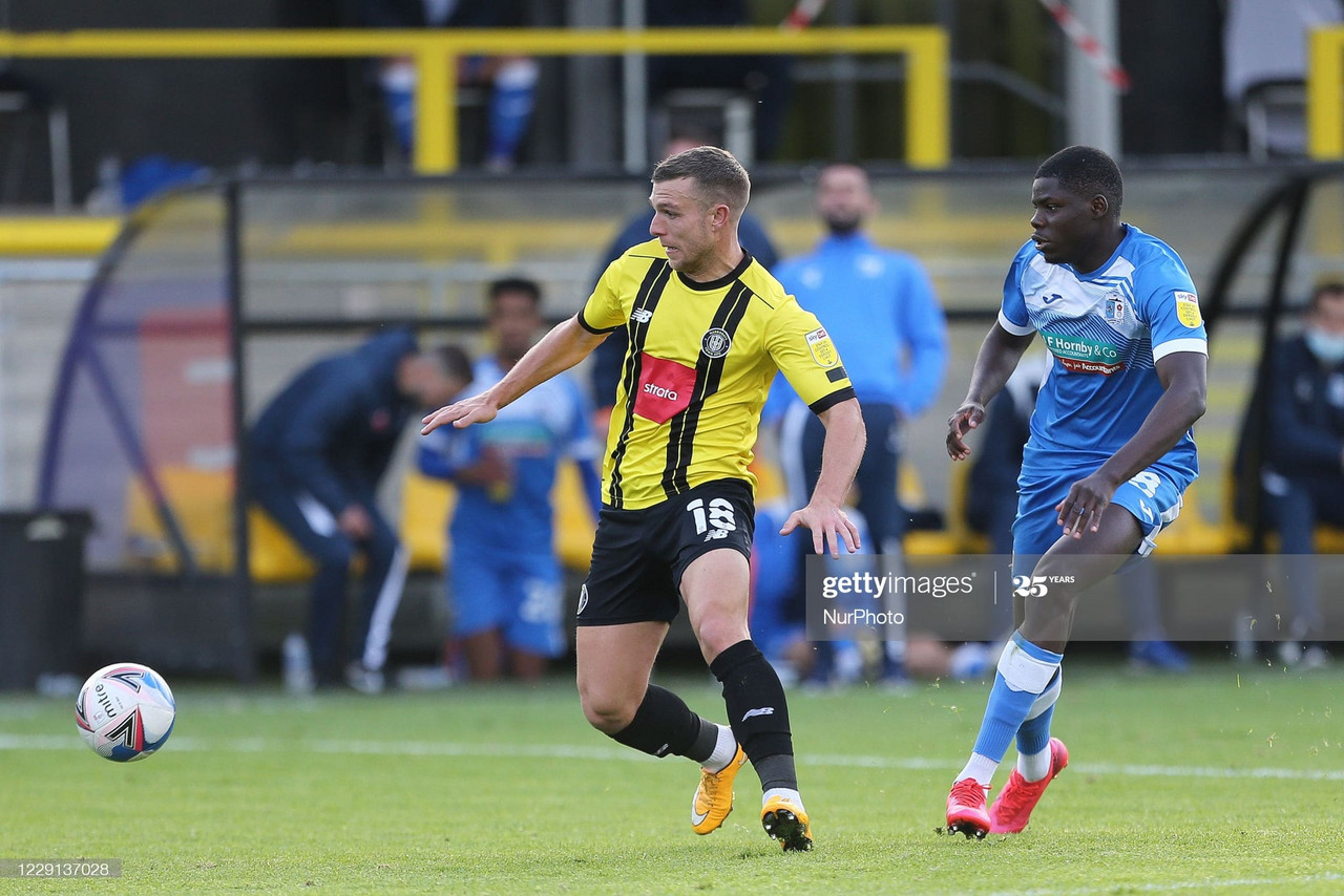 Harrogate Town vs Crawley Town preview: How to watch, kick-off time, predicted lineups and ones to watch