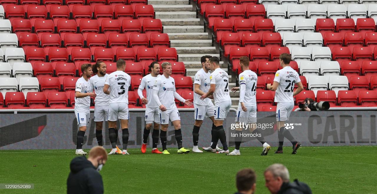 Sunderland 1-3 Portsmouth: Pompey victorious against 10-man Black Cats