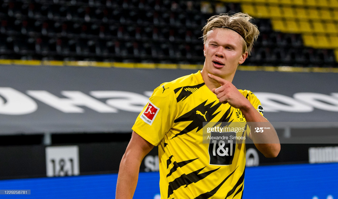 (Photo by Alexandre Simoes/Borussia Dortmund via Getty Images)