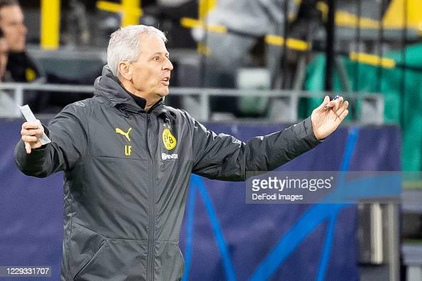 Dortmund sack Head Coach Favre