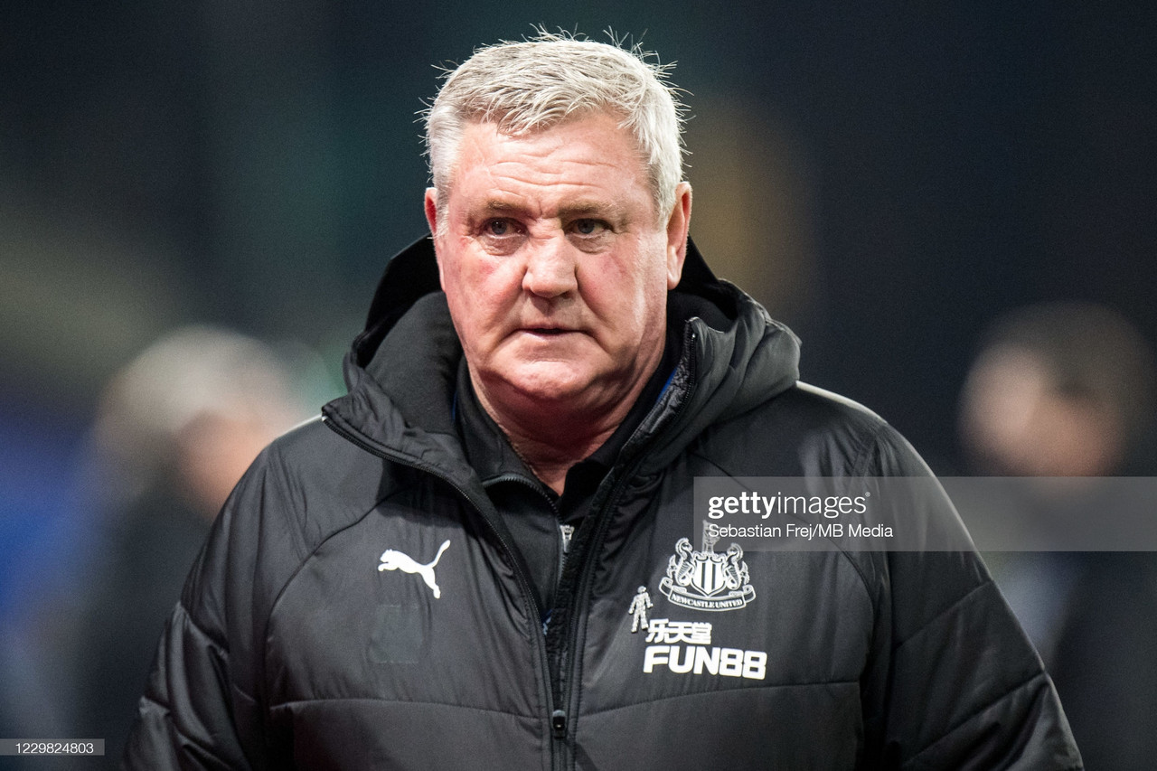 The five key quotes from Steve Bruce's post-West Bromwich Albion press conference
