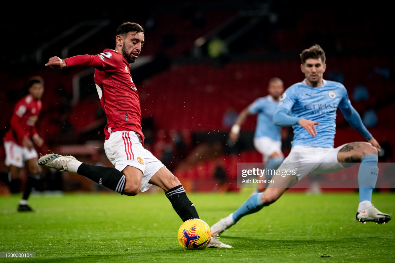 Manchester United 0-0 Manchester City: Average all round