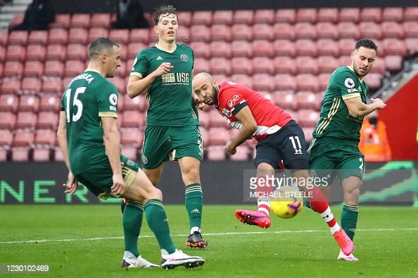 Southampton 3-0 Sheffield United: Redmond rounds off comfortable win
