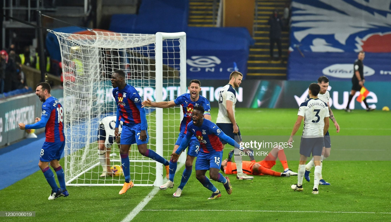 The Warmdown: A late Jeffrey Schlupp equaliser stuns Mourinho's Spurs