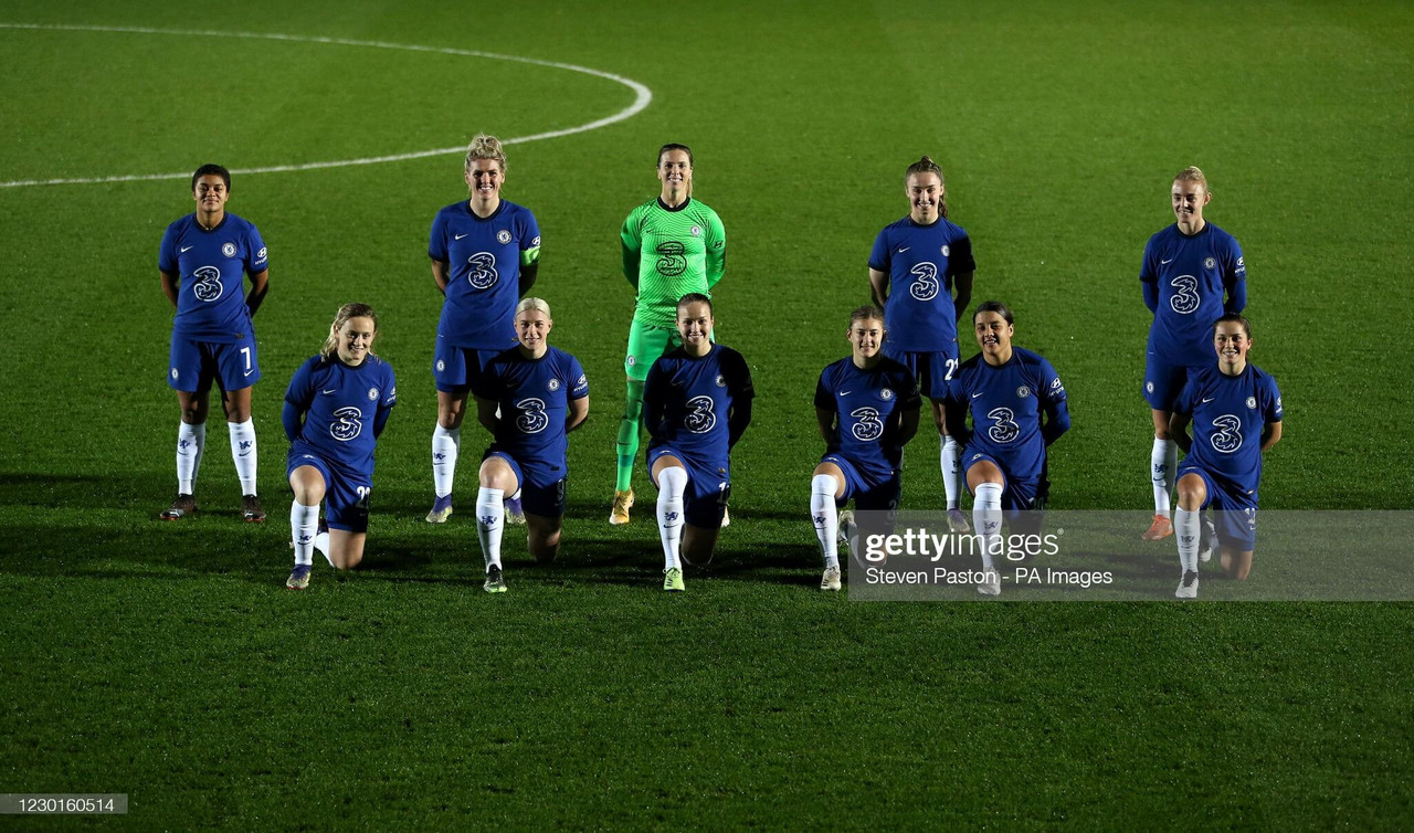 Chelsea 3-0 (8-0) Benfica: WSL title holders are through to the Round of 16 in the Uefa Women's Champions League