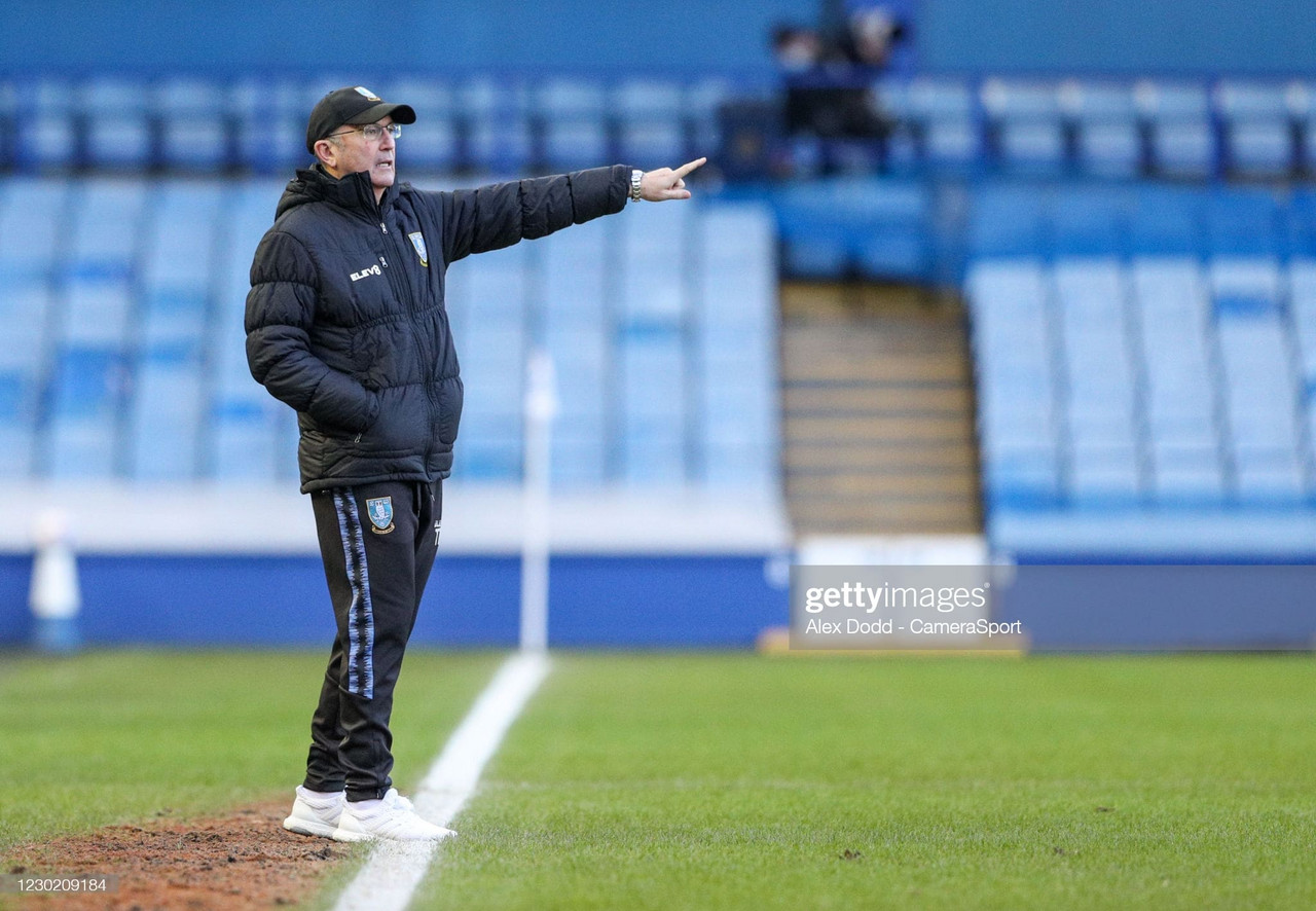 Tony Pulis sacked after 45 days in charge of Sheffield Wednesday