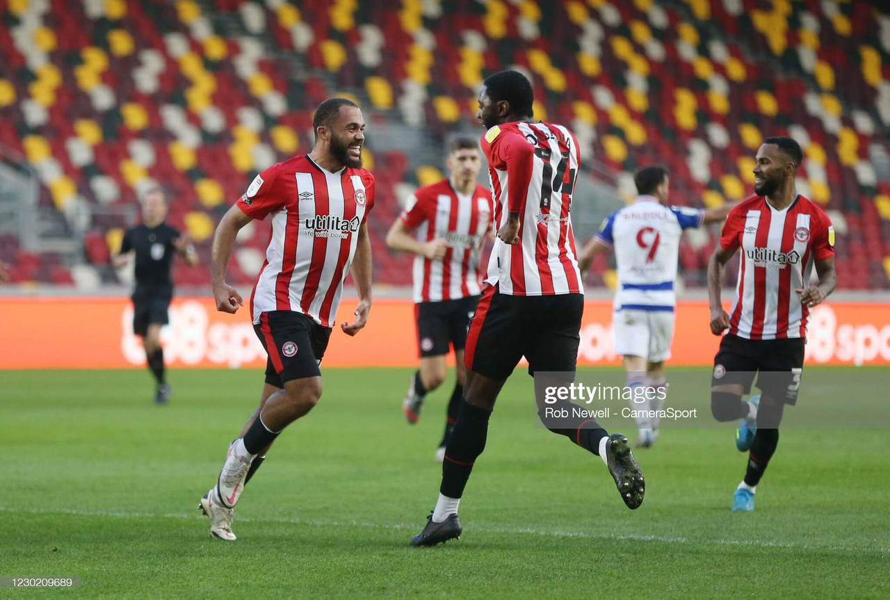 Brentford 3-1 Reading: Outstanding Bees sting  the Royals
