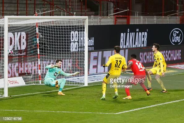 Union Berlin 2-1 Borussia Dortmund: Terzic suffers first defeat