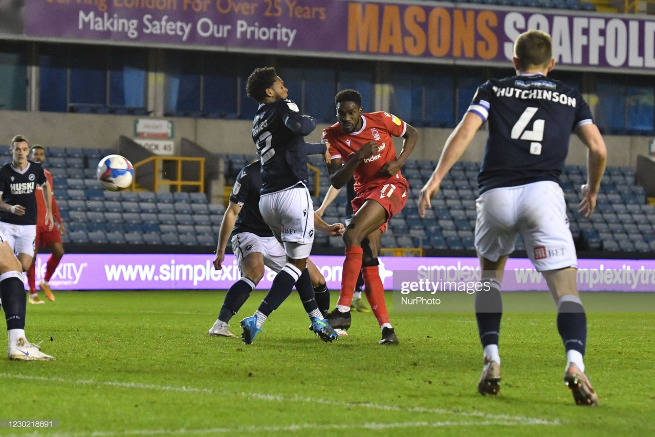 Millwall 1-1 Nottingham Forest: Stalemate at The Den