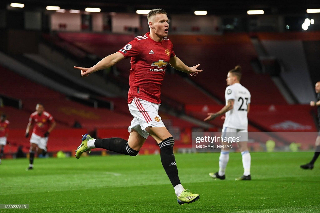 The Warmdown: Creating space and starting well gave Man Utd win over Leeds