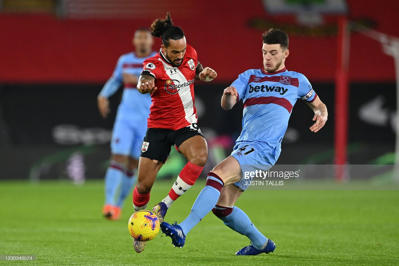Southampton 0 - 0 West Ham - Saints see out goalless stalemate with the Hammers