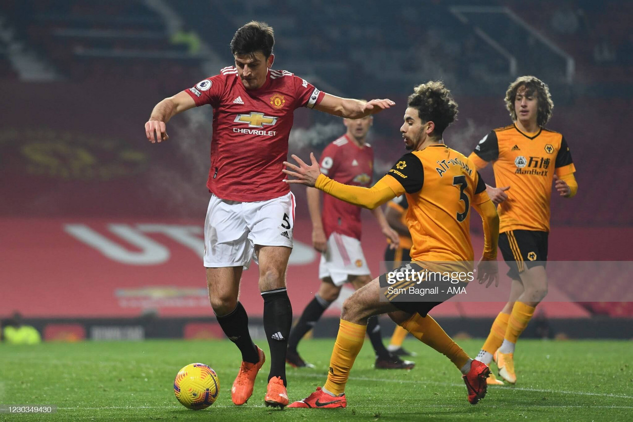 Manchester United 1-0 Wolves: Rashford wins it at the death