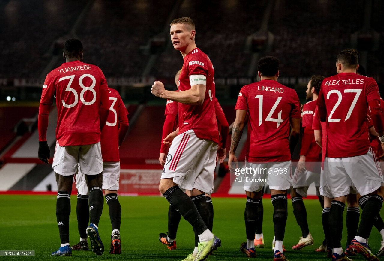 Manchester United 1-0 Watford: McTominay header steers United to fourth round