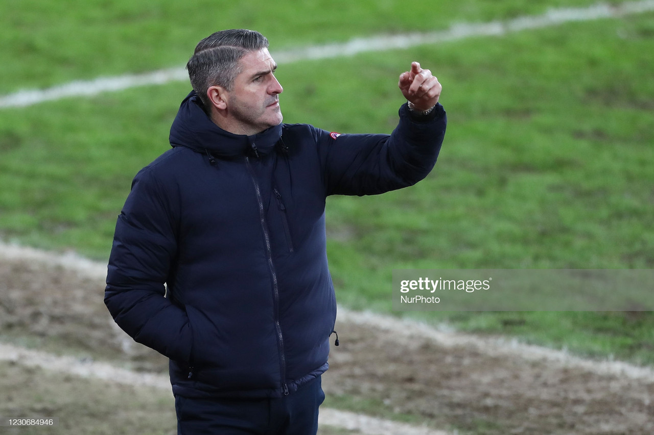 The key quotes from Ryan Lowe's pre-Accrington press conference