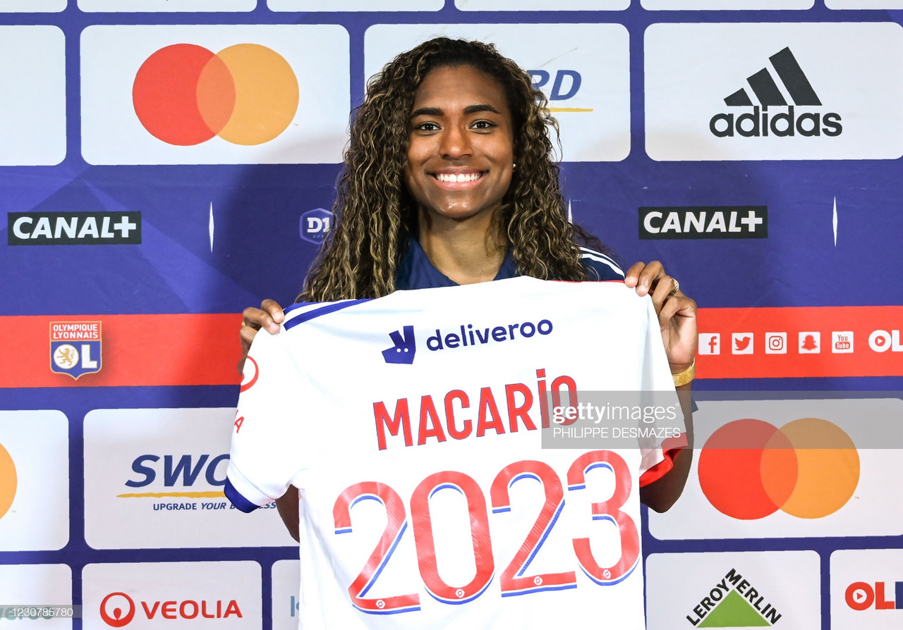 Catarina Macario is showing early signs of brilliance. Can she become a world-class centre-forward?
