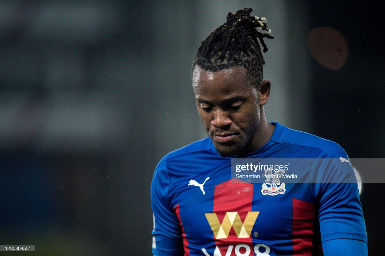 Why has Michy Batshuayi struggled at Crystal Palace this time around?