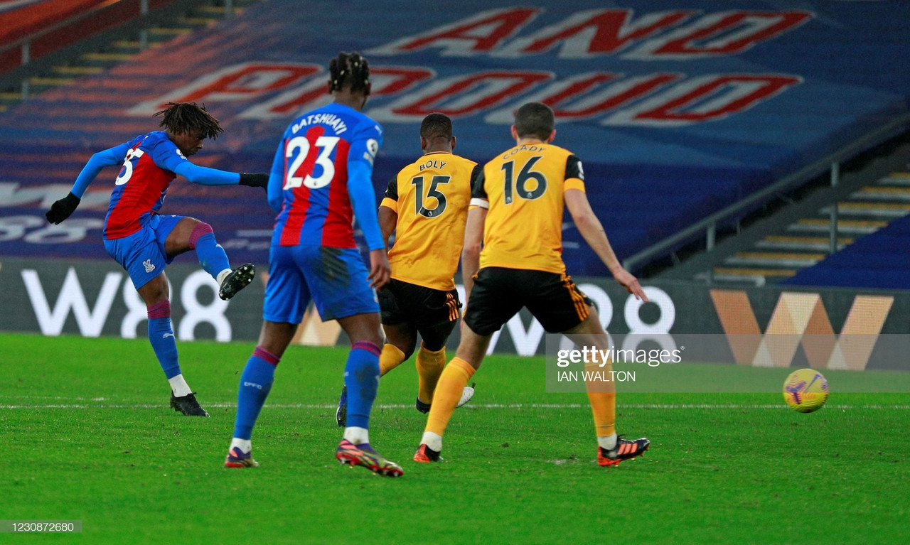 Crystal Palace 1-0 Wolverhampton Wanderers: The Warm Down