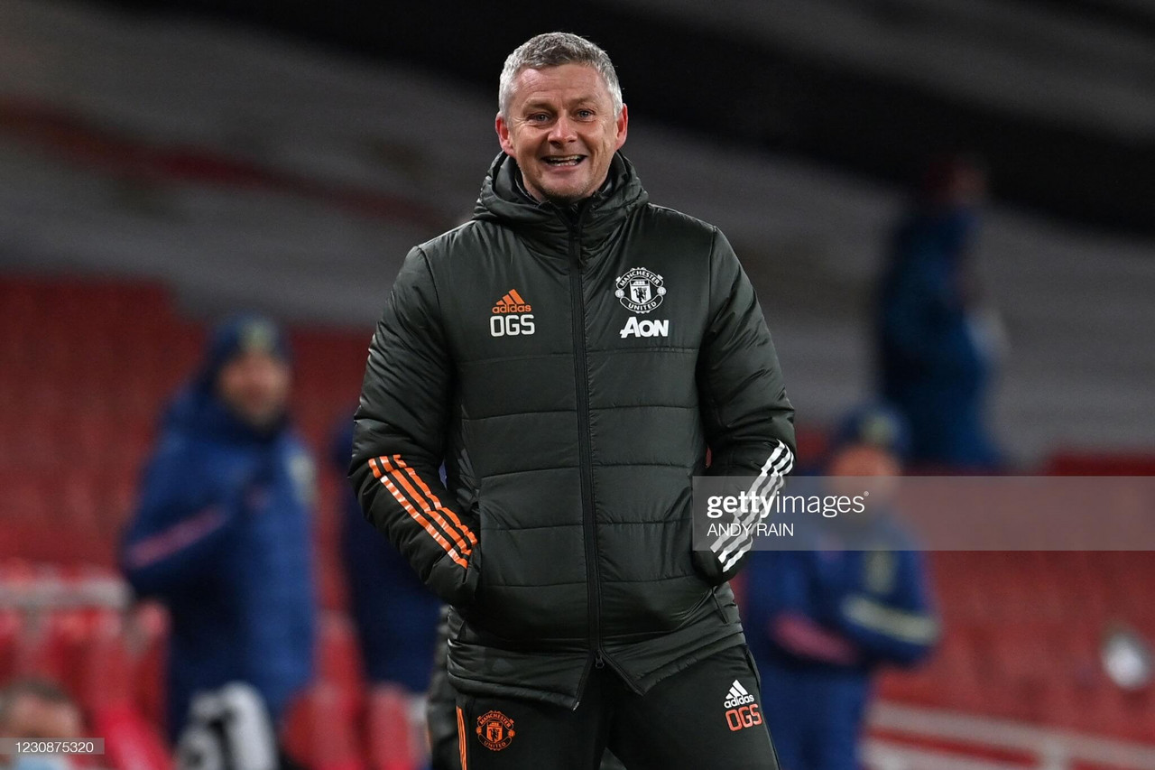 Key Quotes: Solskjaer looks ahead to United's encounter with Southampton