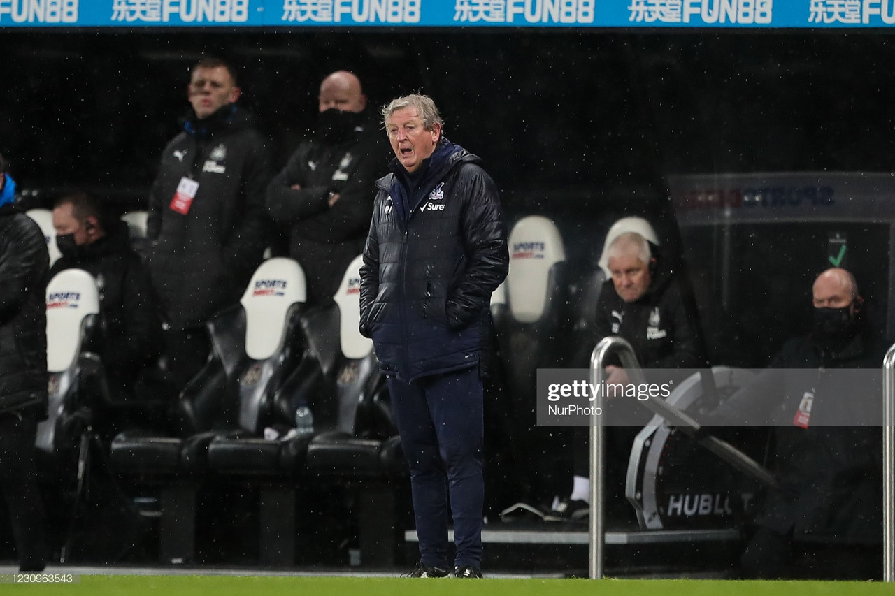 Crystal Palace press conference LIVE: Roy Hodgson on Zaha, Eze & Leeds United preview