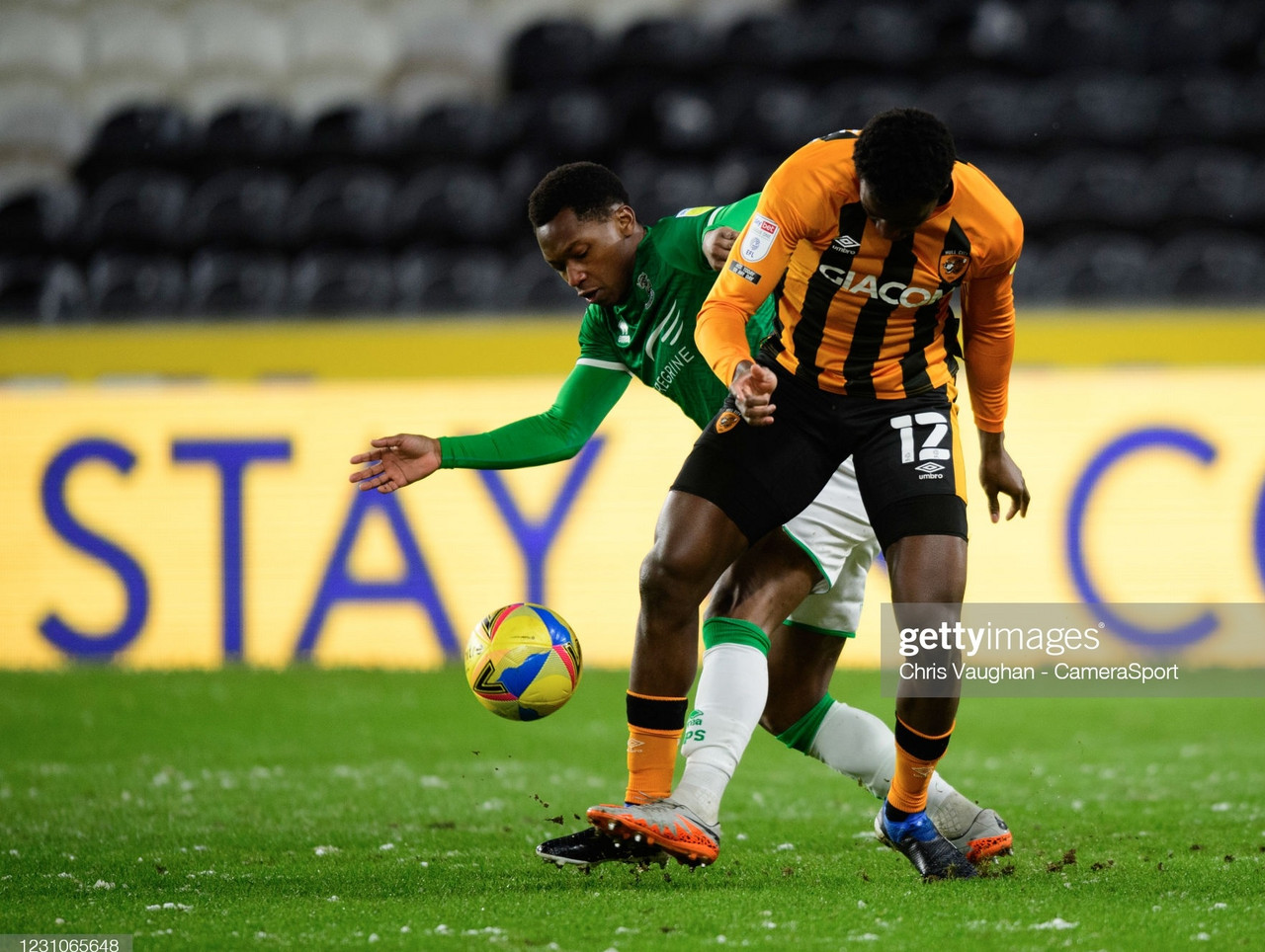 Hull City 0-0 Lincoln City: Imps frustrate the Tigers at the KCOM