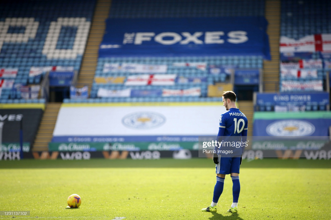 Analysis: James Maddison's continued improvement worthy of EURO 2020 inclusion