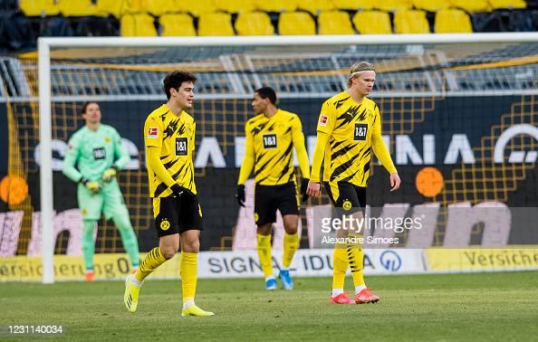 Borussia Dortmund 2-2 TSG Hoffenheim: BVB drop more points in Champions League race