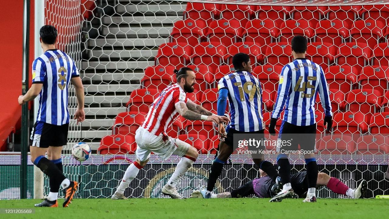 Stoke City 1-0 Sheffield Wednesday: Fletcher haunts former side to end winless run