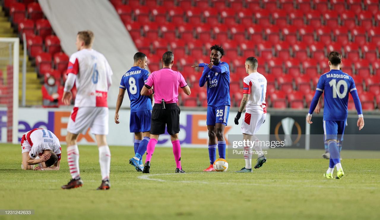 Leicester City vs Slavia Prague: Predicted line-ups