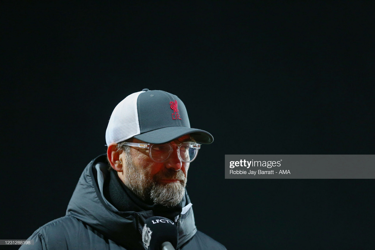 The key quotes from Jurgen Klopp's pre-Chelsea press conference