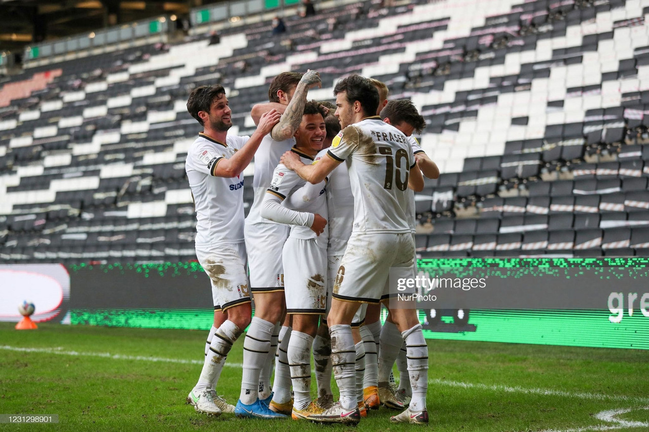 MK Dons vs Accrington Stanley preview: How to watch, kick-off time, team news, predicted lineups and ones to watch