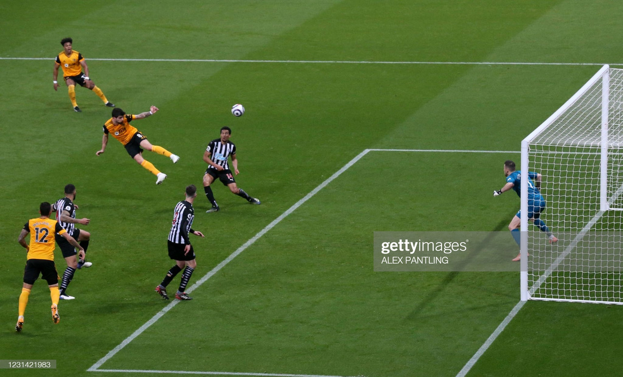 Post-Match Analysis: Wolves and Newcastle play out an entertaining draw on Tyneside