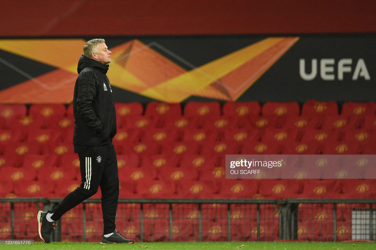 Manchester United 1-1 AC Milan: Solskjaer reviews disappointing draw