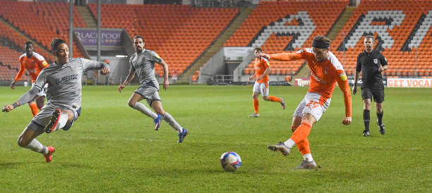 Blackpool 1-1 Burton Albion: Blackpool hold Burton to a 1-1 draw in 'gritty' affair