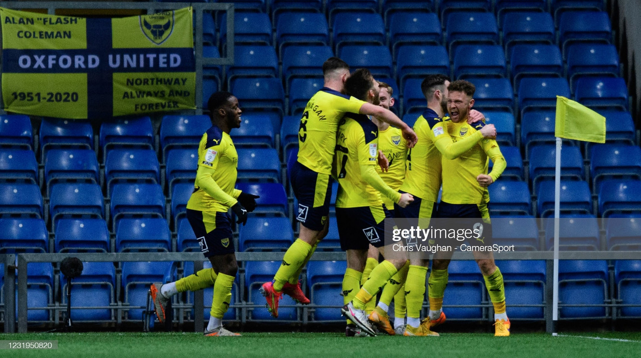 Oxford Utd 2-1 Lincoln City: U's back to winning ways with James Henry show