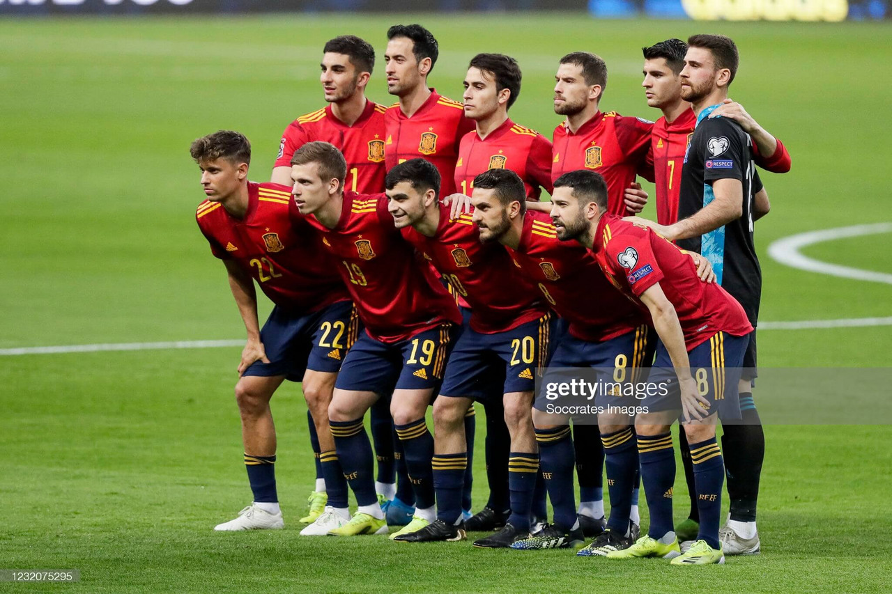 New-look Spain aim to show they're ready to rise to the occasion