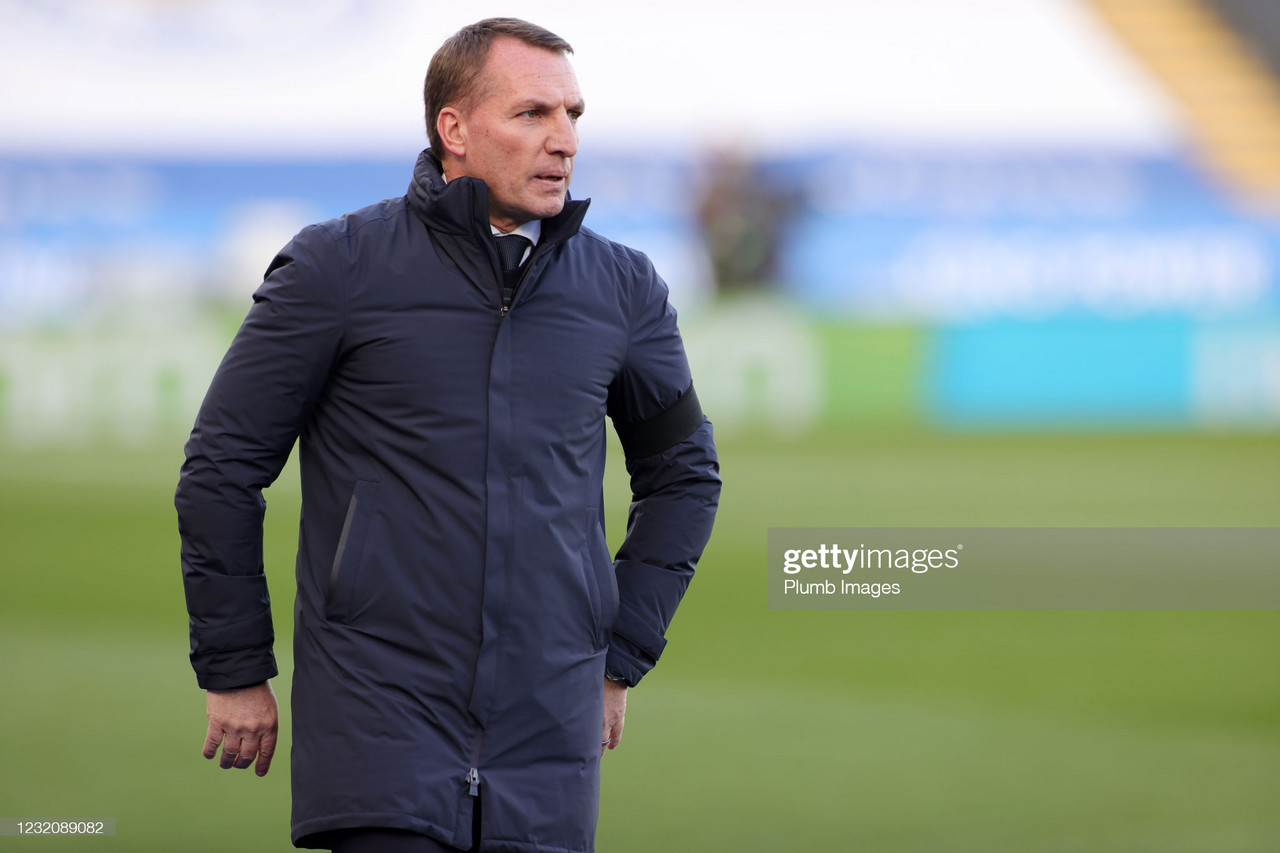 The key quotes from Brendan Rodgers' post-match press conference after City defeat