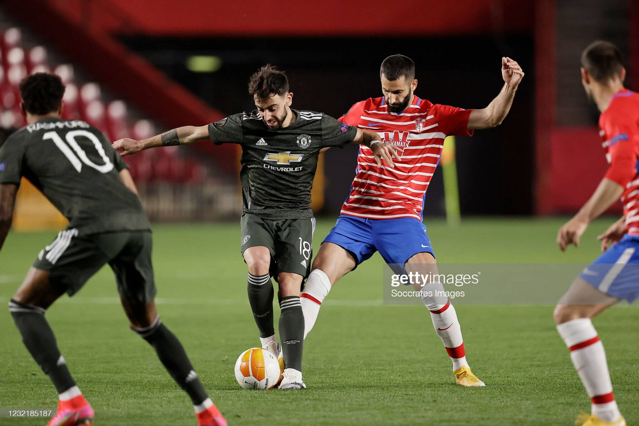 Grenada 0-2 Manchester United: United put one foot in the semi-finals
