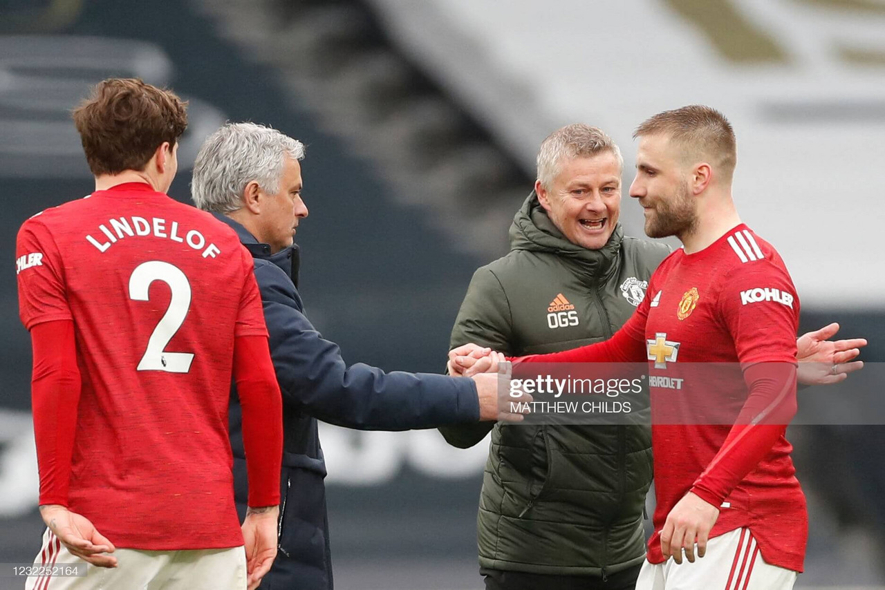 Man Utd catch glimpse of what Mourinho would've let them become